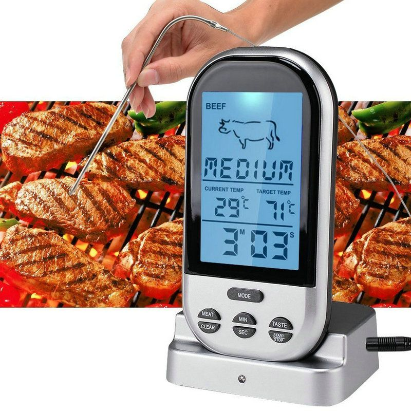 Click to Buy << Household Item and Temperature Sensor Food,Turkey ...