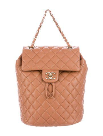 91ac41107d9b Chanel 2017 Small Urban Spirit Backpack #backpack #chanel | Chanel ...