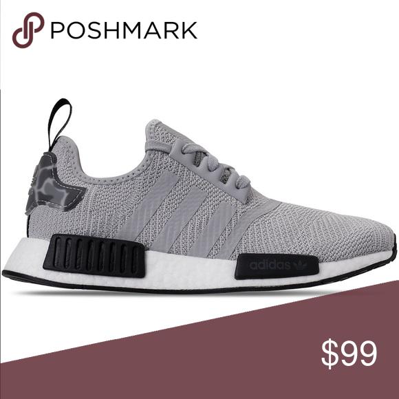 adidas shoes nmd r1 grey