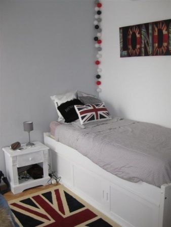 chambre ado style british | London calling, Kids rooms and Ikea ...