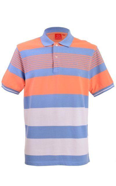 Polo. Oscar De La Renta.  Polo  Camisa  Moda  Hombre  El  Estampado  Sears b1cd76c6322a6