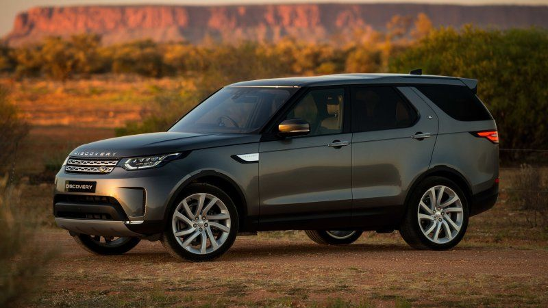 2018 Land Rover Discovery Adds Diesel Option To All Trims Price Hikes Across The Board Land Rover Discovery Hse Land Rover Models Land Rover Discovery