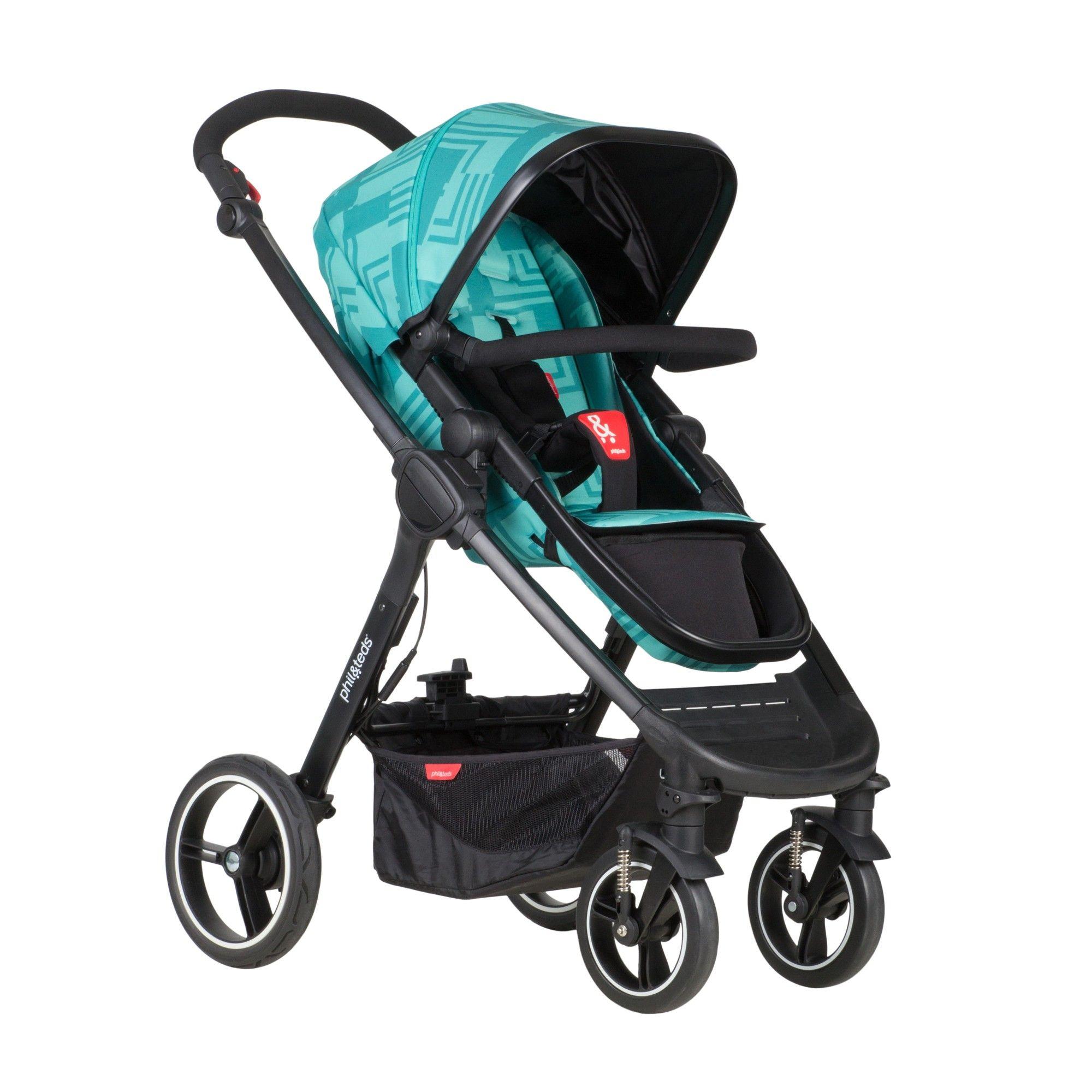 Phil&Teds Mod Buggy Stroller Capri Baby strollers