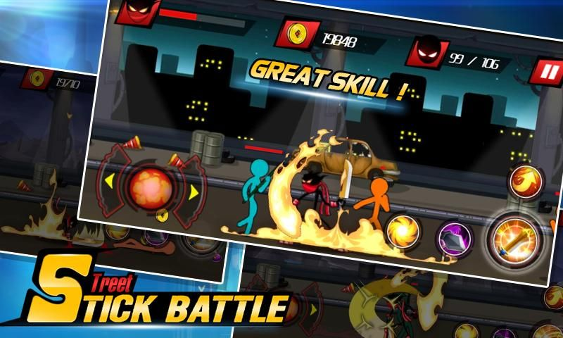 Description: Get impressed with the fantastic Money Mod Apk while playing Stick Street Battle! Stick Street Battle is an action game in which you will be able to enter the arena and play as heroic Stickman. You must fight against your opponents and have no mercy on them. To win, you have to kill... https://apk24x7.com/stick-street-battle-money-mod-apk/