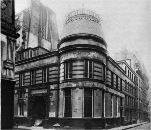 Maison de l 39 art nouveau by 1894 lalique was creating - Maison de l art nouveau ...