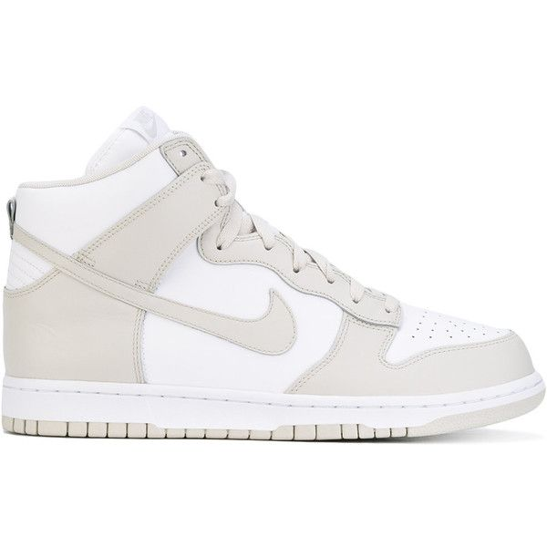 Nike Dunk Retro sneakers ($126) ❤ liked on Polyvore