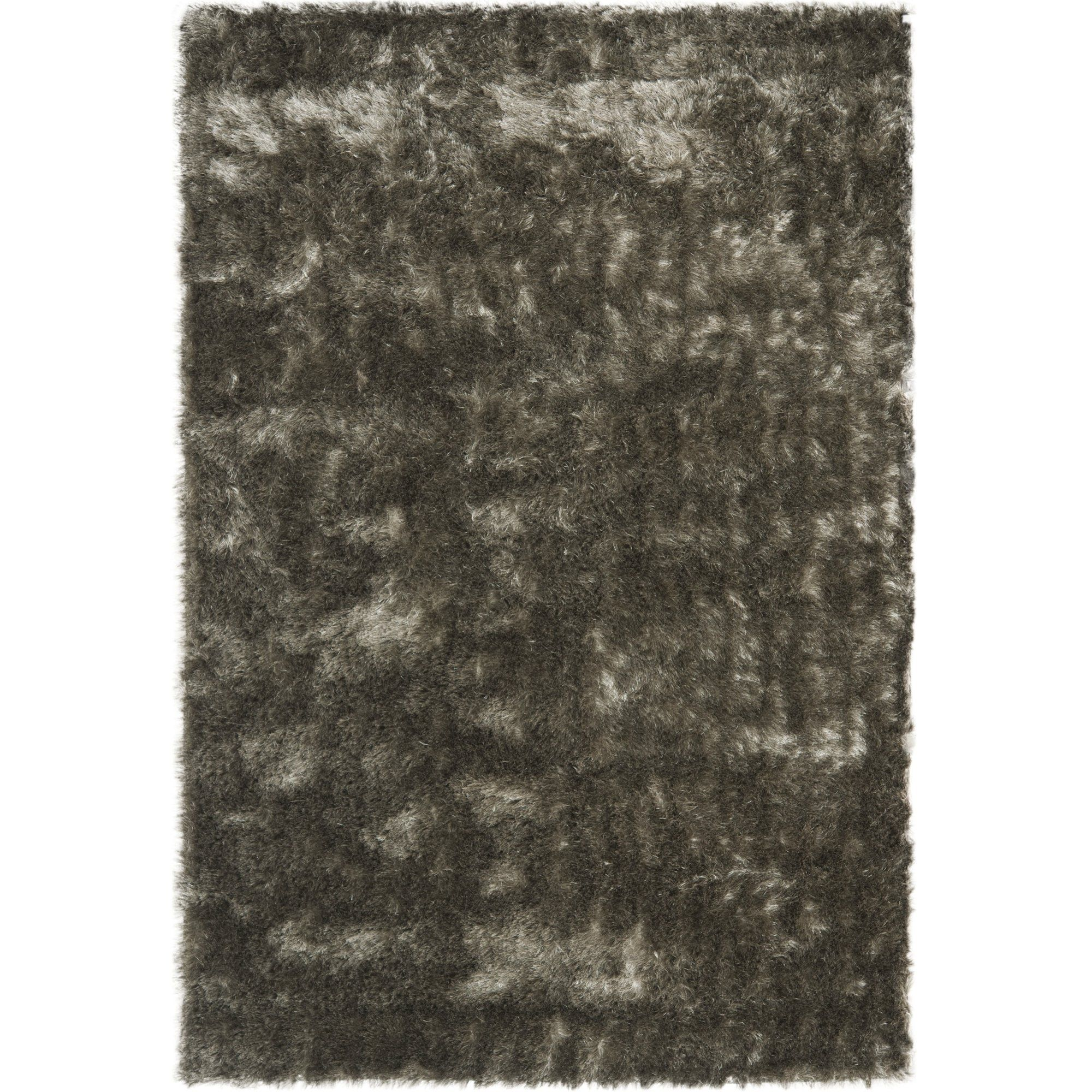 Carlotta Silver Shag Area Rug | Products | Pinterest