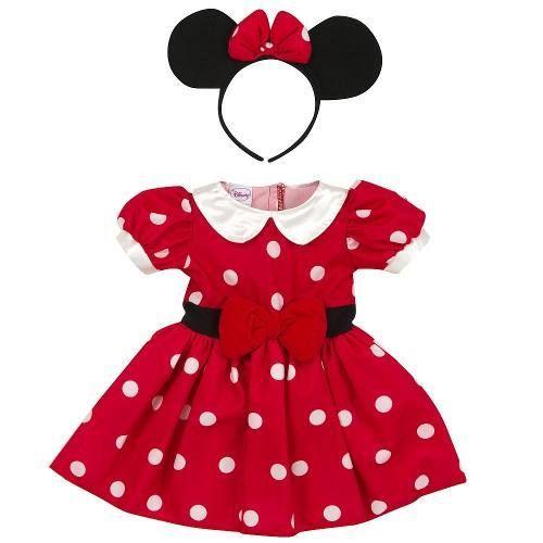 disfraces de minnie mouse para bebes - Buscar con Google ...