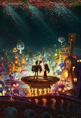The Book of Life Poster. ID:1190431