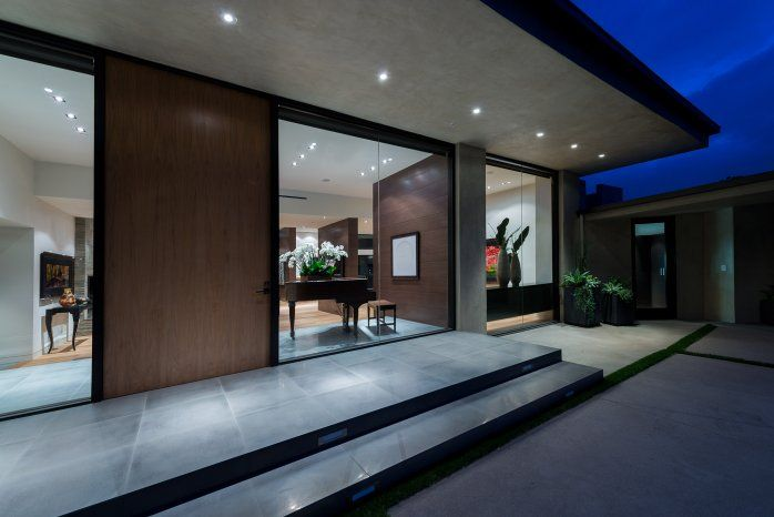 wallace ridge | trousdale beverly hills ca | whipple russell architects