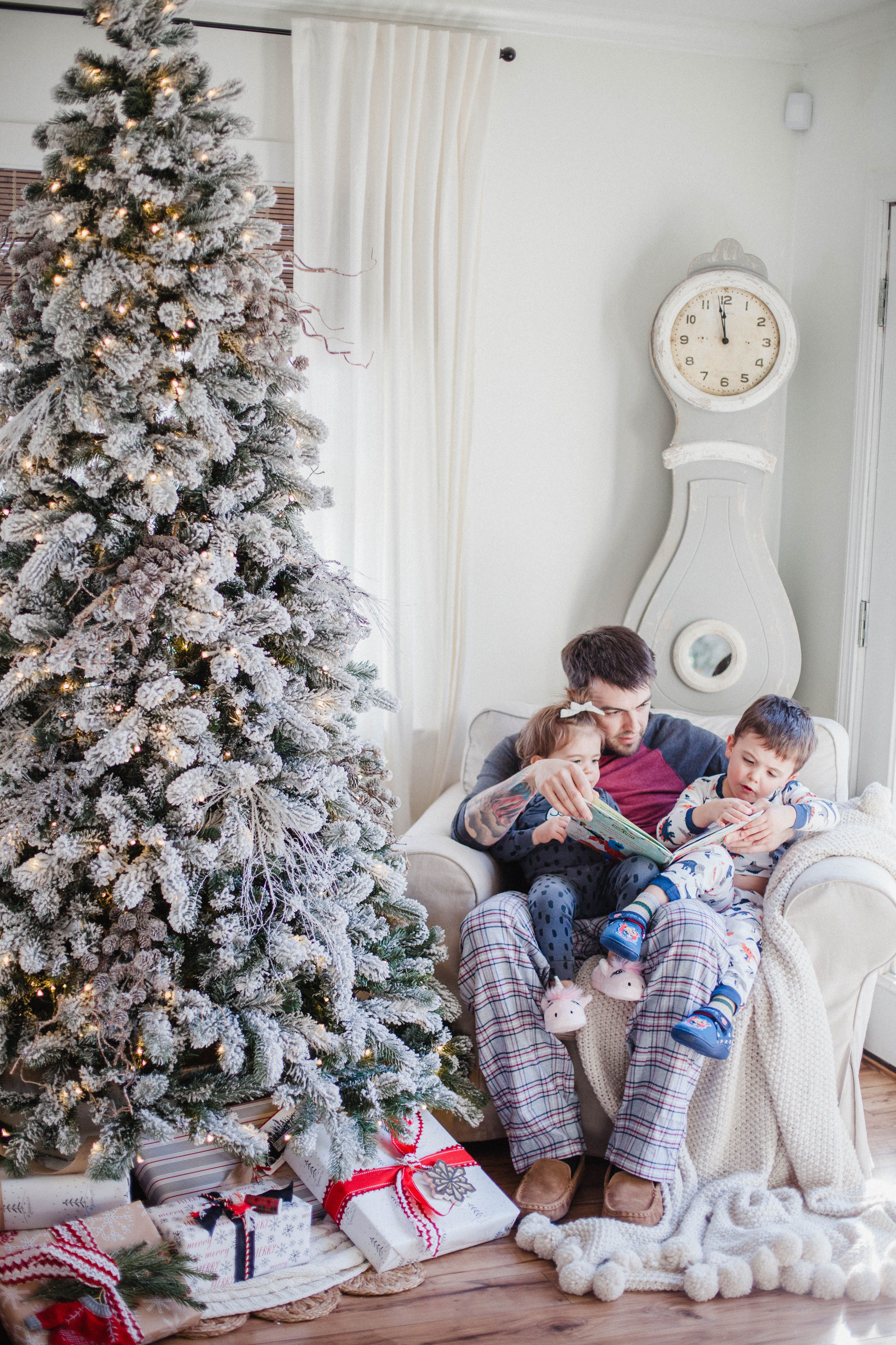 Gifts For The Whole Family With Marks Spencer Lauren Mcbride Christmas Pjs Family The Best Of Christmas Marks And Spencer