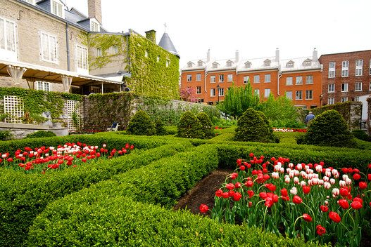 Les plus beaux jardins du Québec | LE QUÉBEC...mon pays d\'adoption ...