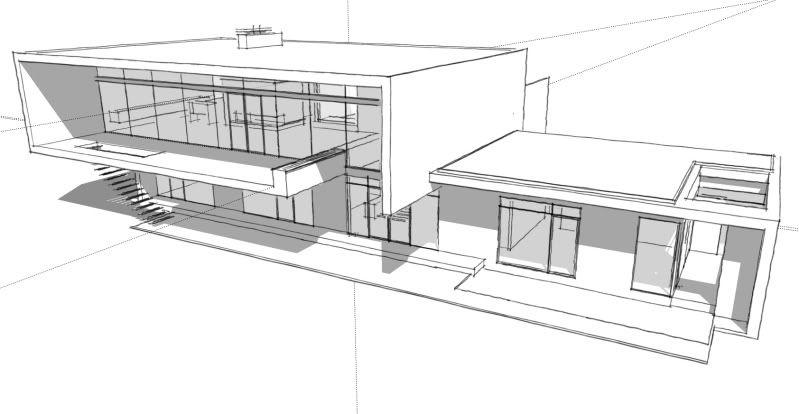 Architecture Arquitectura Sketch Portada