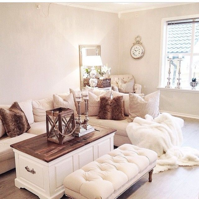 So cozy! By @at_my_home\u201d home ideas Pinterest Cozy, Living