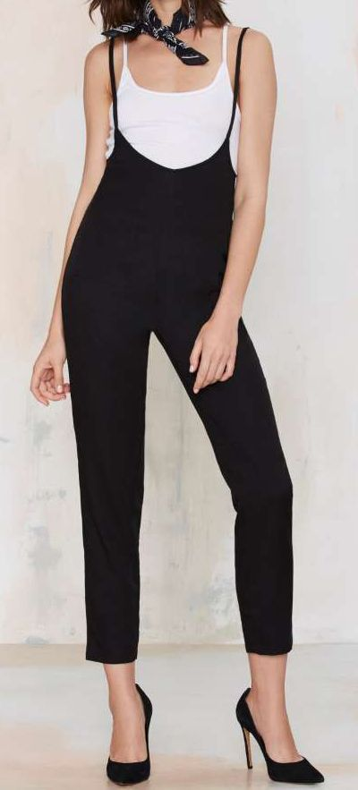 Overall Jumpsuit ==