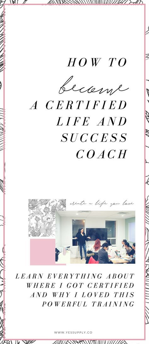 How To Get Certified As A Coach in NLP Success, Life ...