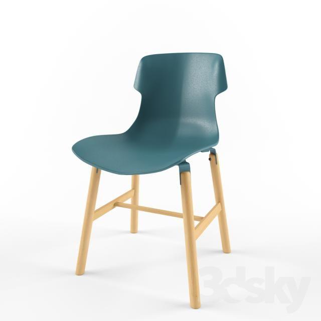 Casamania Stereo Wood Chair