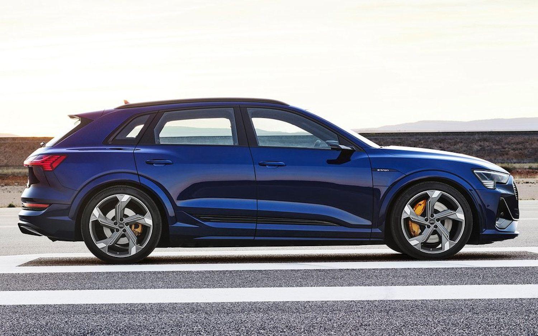 Audi E Tron S 2021 Audi E Tron Audi E Tron