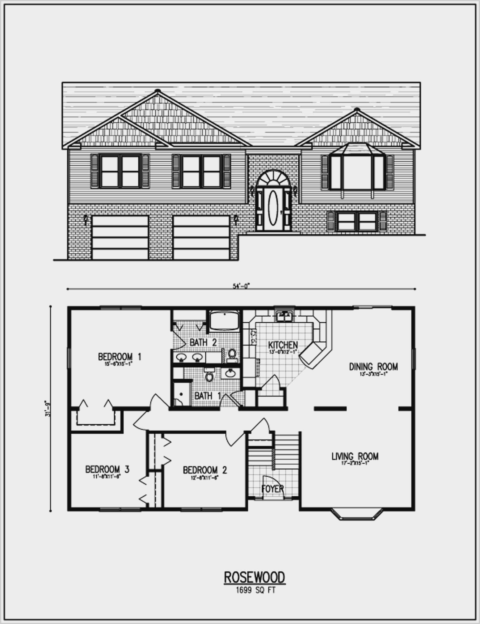 Raised Ranch Living Room Designs In 2020 Floor Plans Ranch Ranch House Plans Ranch House