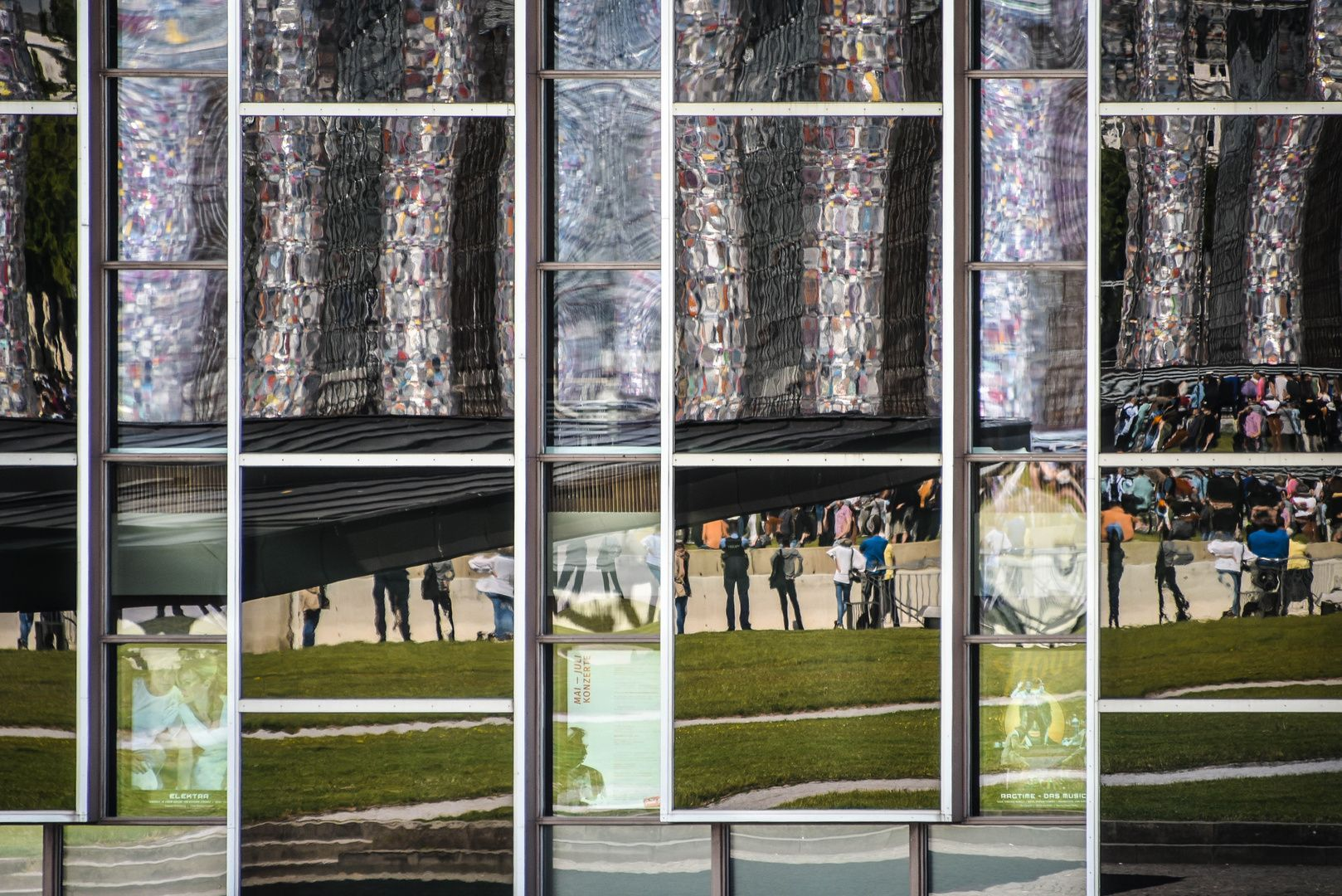 Documenta Eröffnung