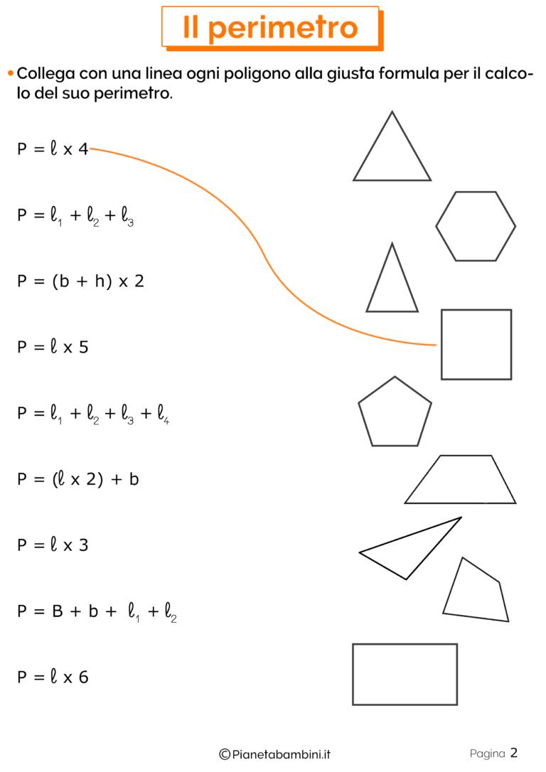 Esercizi sul Perimetro per la Scuola Primaria | Matematica ...