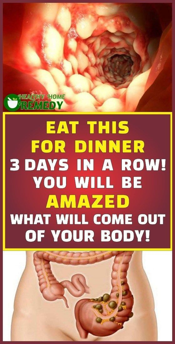 EAT THIS FOR DINNER 3 DAYS IN A ROW! YOU WILL BE A