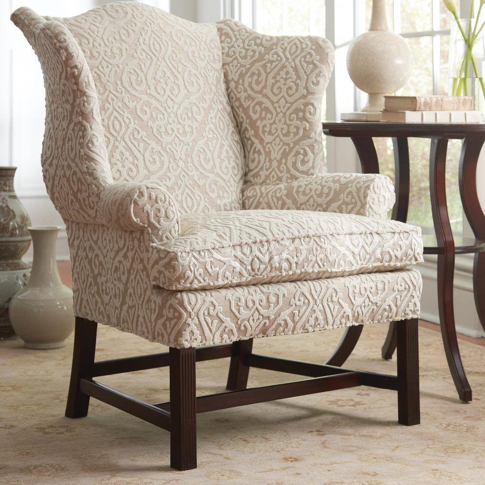 Stickley Sherburne Wing Chair