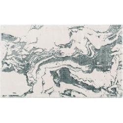 Photo of benuta Badematte Luis Rehbraun/Kobaltblau 70×120 cm – Badteppich statt dessen Badeort benuta – Sticken und Nahen