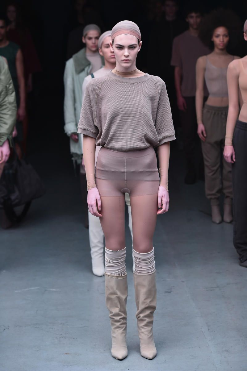 Here S The Entire Yeezy Season 1 Kanye West X Adidas Collection Kanye West Clothing Line Yeezy Fashion Kanye West Outfits