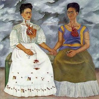 Image result for paintings and artwork of doppelganger Pinterest