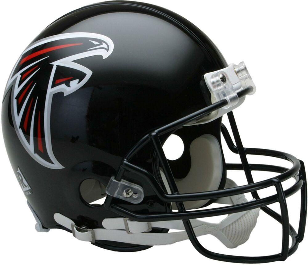 Riddell Atlanta Falcons Vsr4 Full Size Authentic Football Helmet Fanatics Footballhelmet Sportsm Football Helmets Ravens Football Baltimore Ravens Football