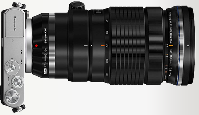 Olympus Cannot Increase 40 150mm Pro Lens Production Stores Order Now Will Ship In February 4 3 Rumors Lens Olympus Technology Art