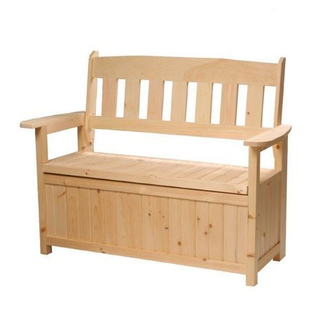 Fine Country Comfort Chairs Cape Cod Garden Storage Bench Gsb Pabps2019 Chair Design Images Pabps2019Com