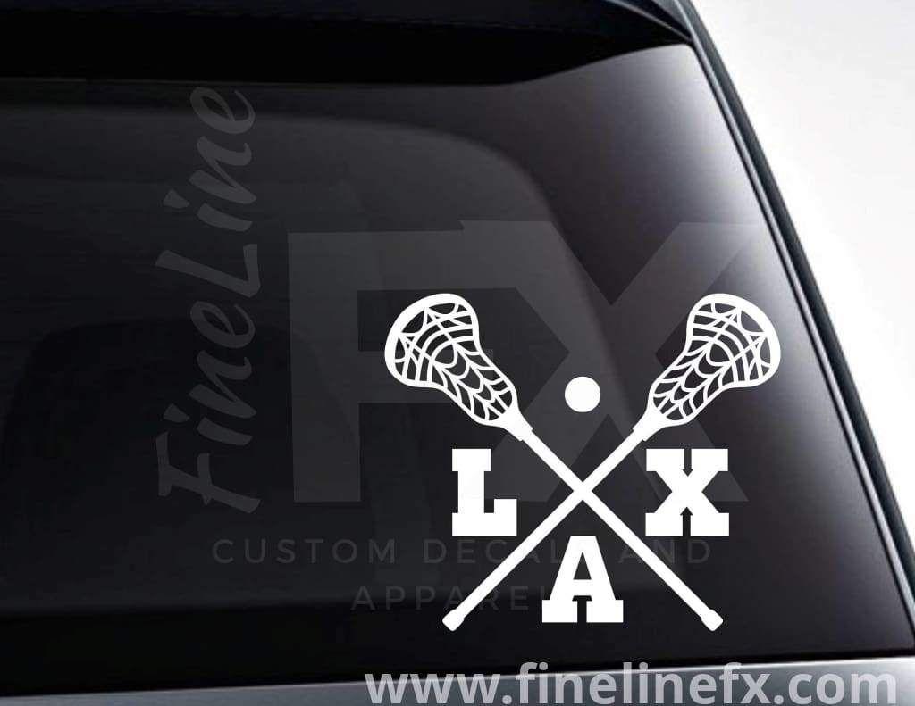 Lacrosse Sticks Lax Vinyl Decal Sticker Lacrosse Sticks Lacrosse Shirts Lacrosse [ 791 x 1024 Pixel ]