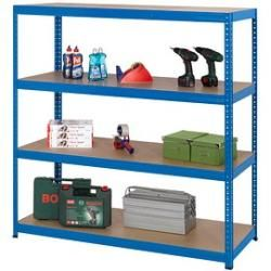 Photo of Steel shelves