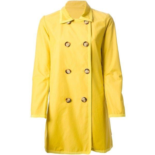 moncler bodywarmer yellow
