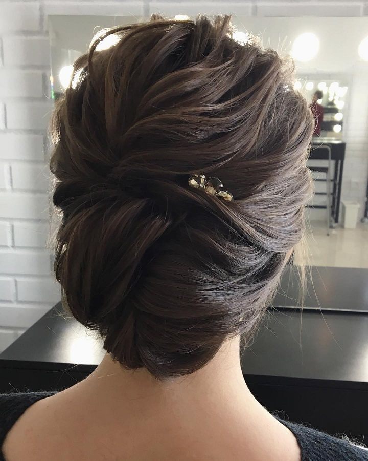 Gorgeous Updos Wedding hairstyle | fabmood.com #weddinghair #updobraid #updos bridal hair ,updo hairstyles #hairstyles #weddinghairs #weddingupdos
