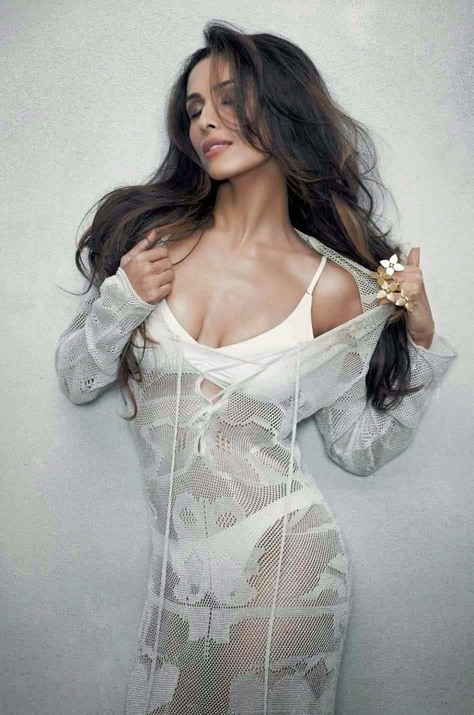 malaika arora khan hot bikini photoshoot for maxim india