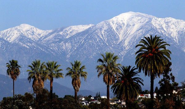 Image result for Images of mountains in California