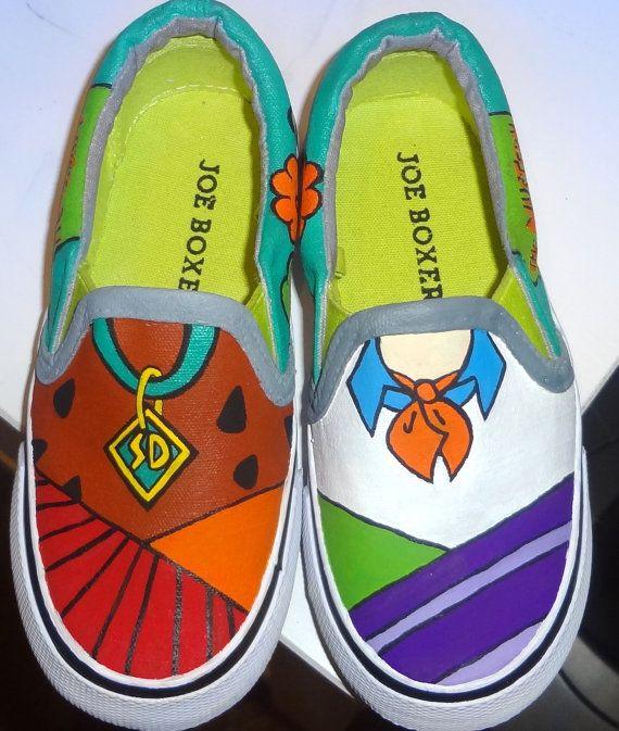 Vans Shoes Scooby Doo