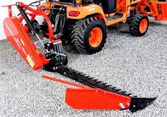Best Sickle Bar Mower For Compact Tractors Compact Tractors Tractor Idea Tractors