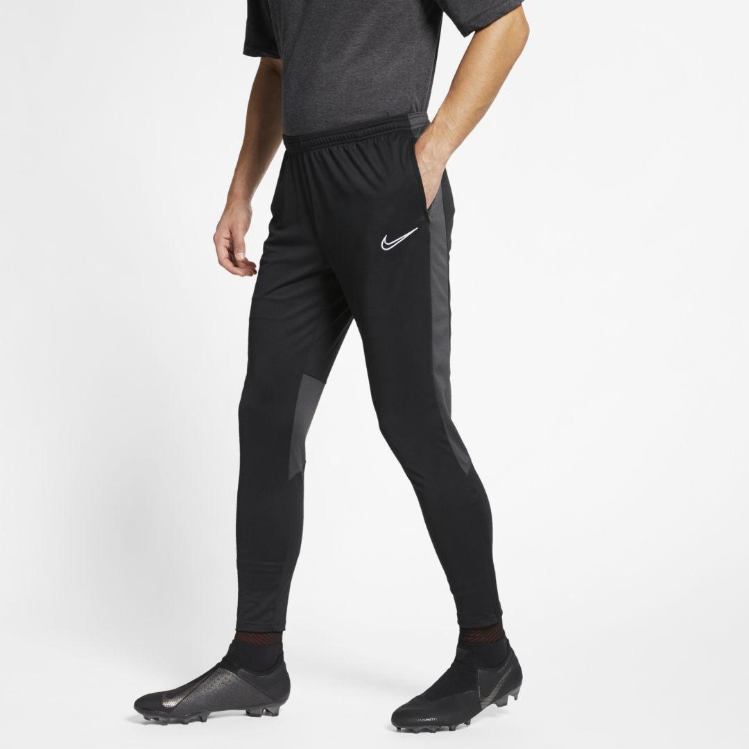 Nike Dri FIT Academy Men's Soccer Pants Size XL (Black