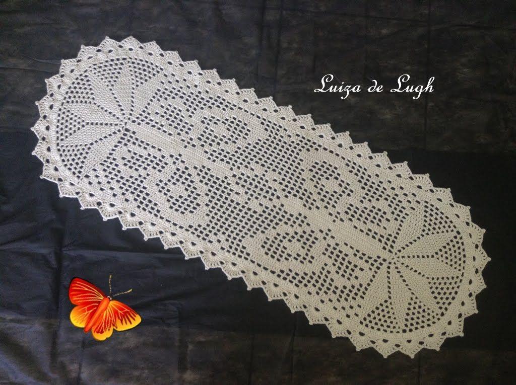 Pin de Marta Crespo en Tejido. Crochet   Pinterest   Tapetes ...