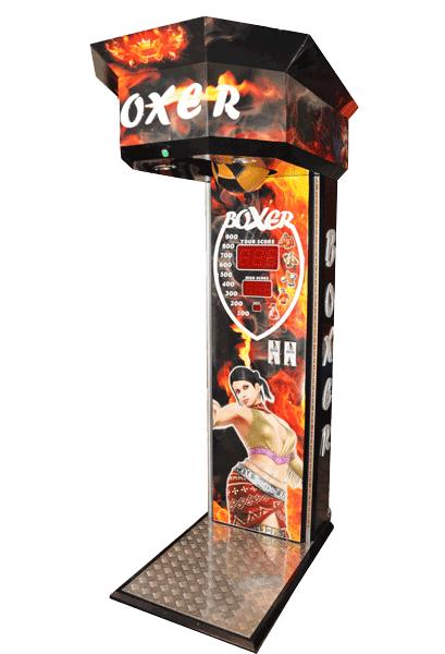 Boks Makinasi - Oyun Makineleri Satış Servis ve Oyun Makinaları Fiyatları