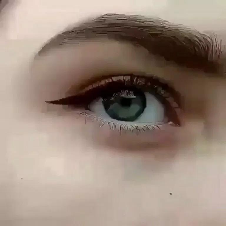 Makeup school Кошачий глаз макияж, Идеи макияжа, Виды