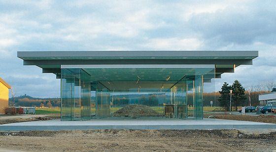 Jürgen Marquardt glass load bearing structure jörg hieber jürgen marquardt
