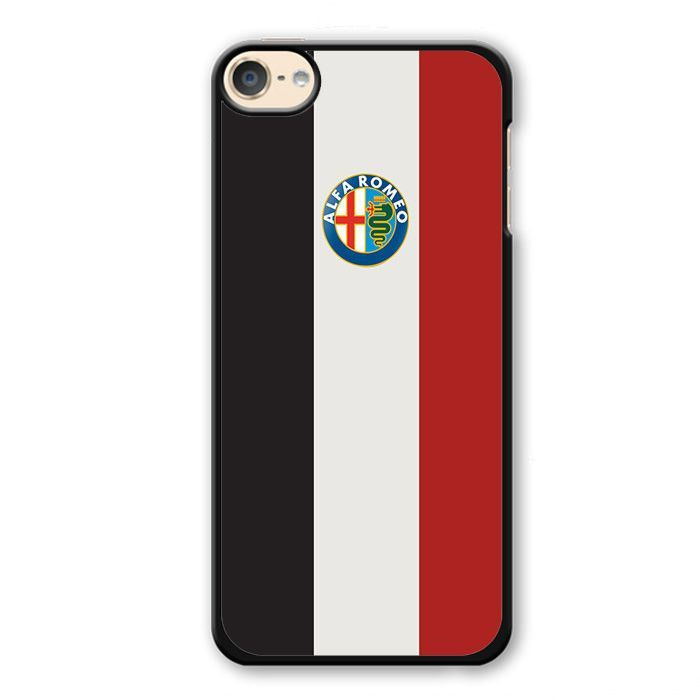 Alfa Romeo Cool Logo Phonecase Cover Case For Apple Ipod 4 Ipod 5 Ipod 6