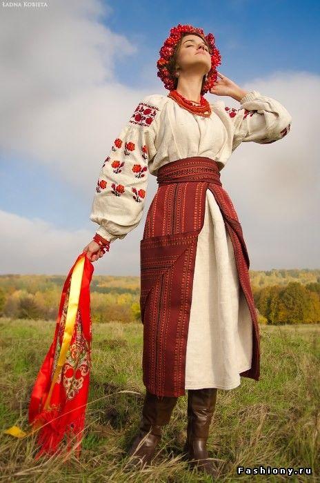 a749fcf0ba51 Украинская национальная одежда  вдохновение   казахская народная одежда фото