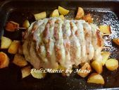Photo of Baked Stuffed Pork Loin | Sweet Manie in the Kitchen