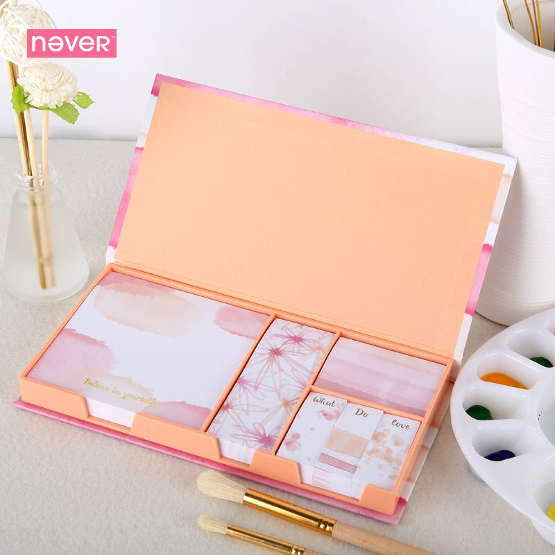Back To Search Resultsoffice & School Supplies Kawaii Pink Notebooks Writing Memo Pad Teenage Girl Office Sticky School Supplies Scrapbook Kid Stickers Stationery Note Page